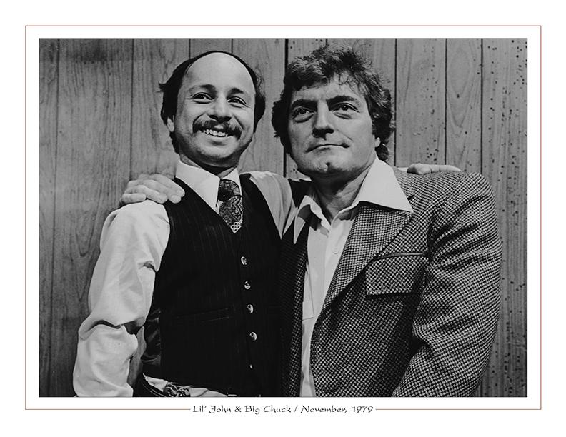 Cleveland Radio-WJW-TV8 Ghoulardi / Lil' John Rinaldi with Big Chuck Schodowski / November, 1979