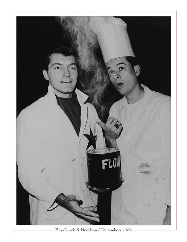 Cleveland Radio-WJW-TV8-Ghoulardi / Big Chuck & Hoolihan debut on WJW-TV8 / December, 1966